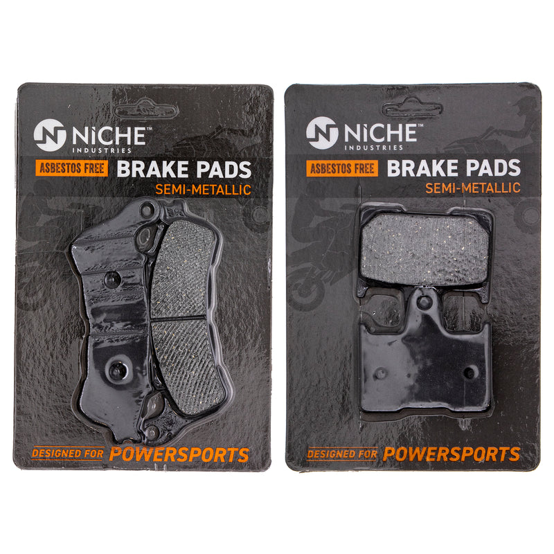 NICHE MK1229PAD Brake Pad Set for zOTHER Honda Shadow