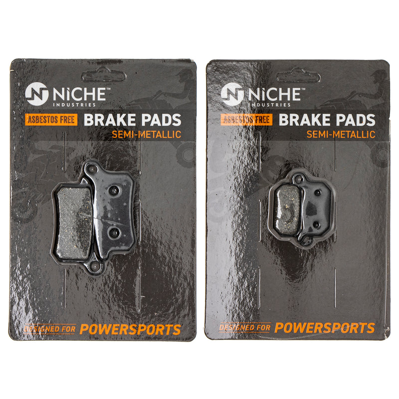 Brake Pad Set for KTM 65 45113030000 46113030000 NICHE MK1002768