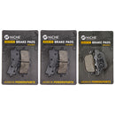 Brake Pad Set for Triumph Daytona T2020602 T2021451 NICHE MK1002810