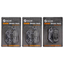 NICHE MK1272PAD Brake Pad Set for Triumph 218999900 218960515