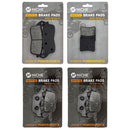 Brake Pad Set for zOTHER Honda VFR1200FD 06436-MEH-006 06455-MGE-016 06455-MGE-006 NICHE MK1002853