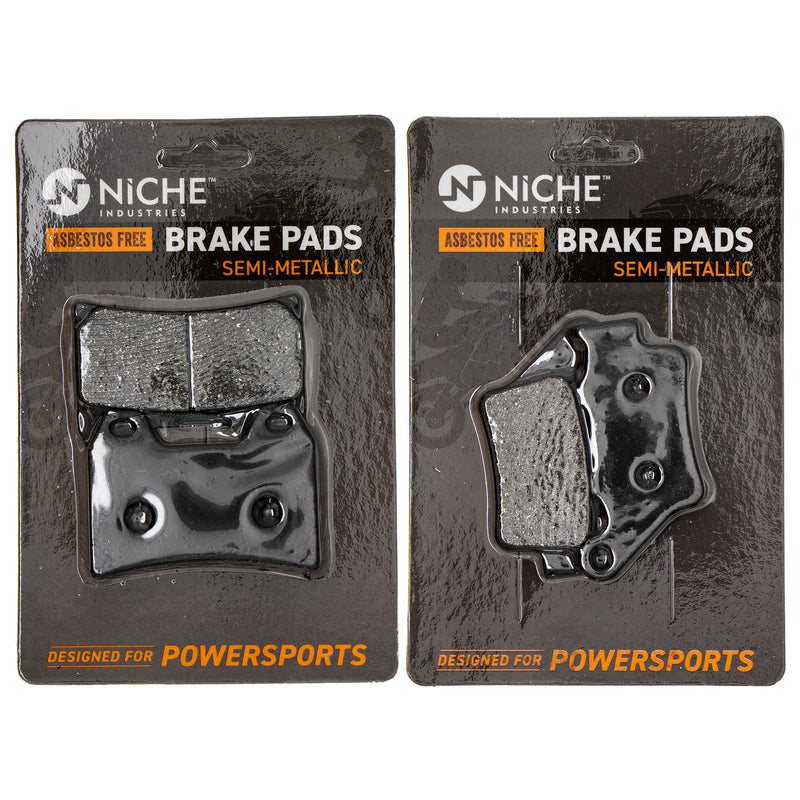 NICHE MK1285PAD Brake Pad Set for KTM 660 625 59013090000