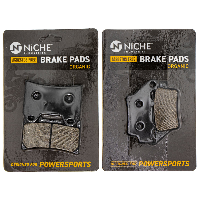 Brake Pad Set for KTM 690 660 625 59013090000 58713030000 NICHE MK1002856