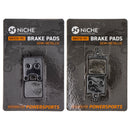 NICHE MK1286PAD Brake Pad Set for KTM 65 60 46013090000