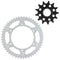 Drive Sprocket Kit for KTM Husqvarna TE250i TE250 TE150 TE125 5841005105004 7771015105004 NICHE MK1003034