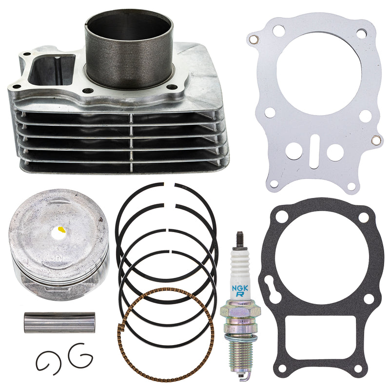 Cylinder Kit for zOTHER Honda TRX250X Recon 12251-HM8-000 12191-HM8-000 12191-HM8 NICHE MK1003416