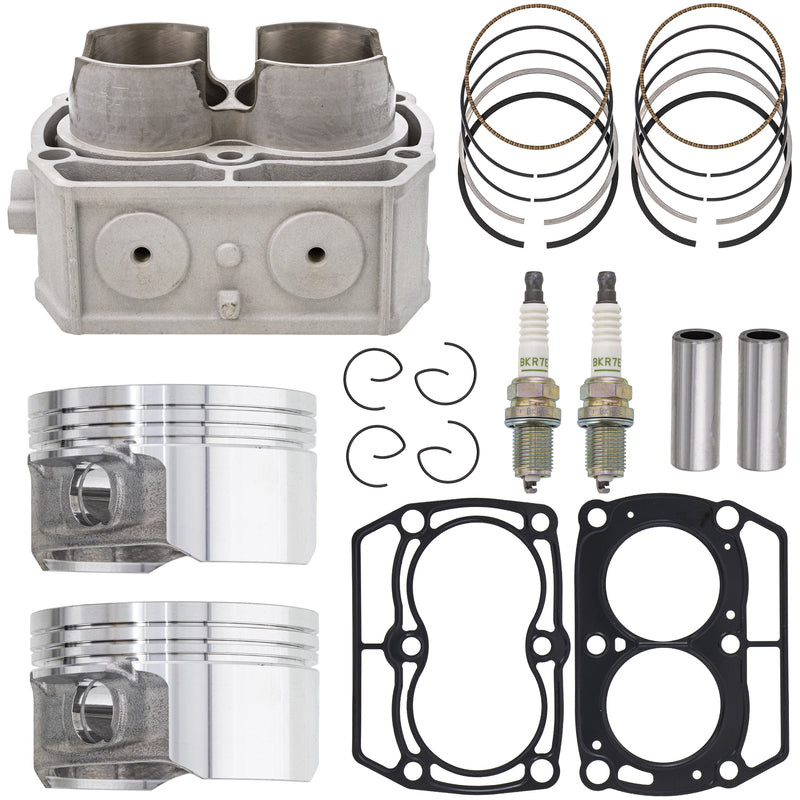 Cylinder Kit for Polaris Sportsman RZR Ranger 5254357 5247360 3021639 3021638 3021635 NICHE MK1003421
