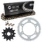 Drive Chain and Sprocket Kit for zOTHER Yamaha Honda TTR230 93832-13164-00 40530-KCY-652 NICHE MK1003734
