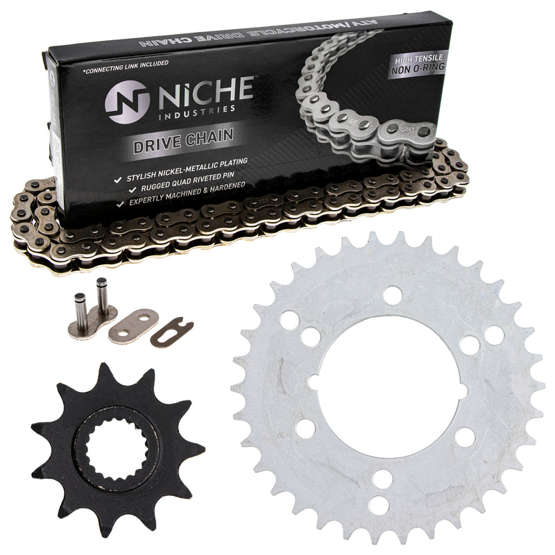 Drive Chain and Sprocket Kit for zOTHER Xplorer Trail-Boss Sportsman Sport NICHE MK1003837