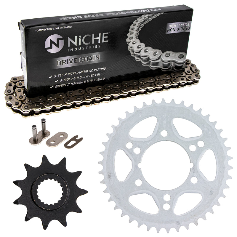 Drive Chain and Sprocket Kit for zOTHER Trail-Boss Big-Boss 519-KCS0311K-K001 NICHE MK1003839