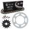 Drive Chain and Sprocket Kit for zOTHER Yamaha Honda TTR230 93832-13164-00 40530-KCY-652 NICHE MK1004259