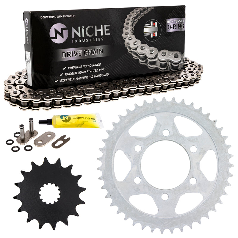 Drive Chain and Sprocket Kit for zOTHER Ninja 519-KCS0800K-K001 NICHE MK1004328
