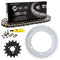 Drive Chain and Sprocket Kit for zOTHER 519-KCS0807K-K001 NICHE MK1004335