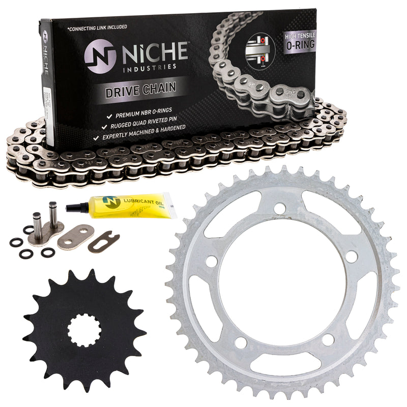 Drive Chain and Sprocket Kit for zOTHER GSXR1000 519-KCS0825K-K001 NICHE MK1004353