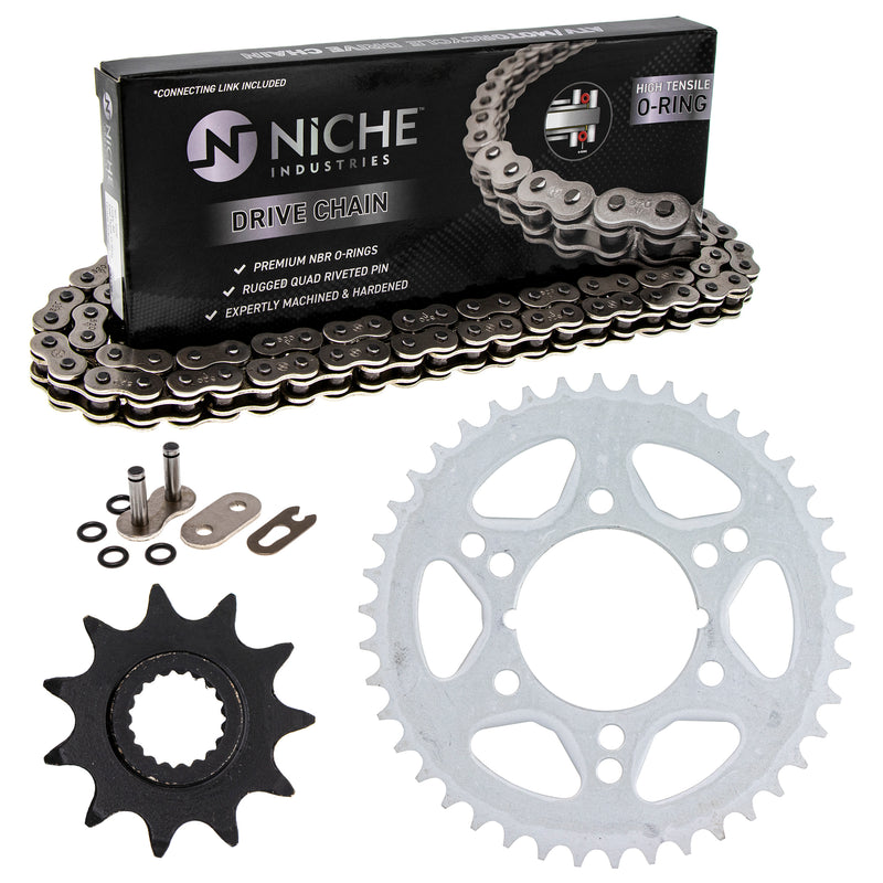 Drive Chain and Sprocket Kit for zOTHER Trail-Boss Big-Boss 519-KCS0836K-K001 NICHE MK1004364