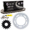 Drive Chain and Sprocket Kit for zOTHER YZF 519-KCS0866K-K001 NICHE MK1004394