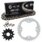 Drive Chain and Sprocket Kit for Honda Sportrax FourTrax 519-KCS0905K-K001 NICHE MK1004433