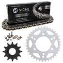 Drive Chain and Sprocket Kit for Polaris Magnum 519-KCS0909K-K001 NICHE MK1004437