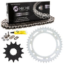 Drive Chain and Sprocket Kit for na BMW F800GS 519-KCS0922K-K001 NICHE MK1004450