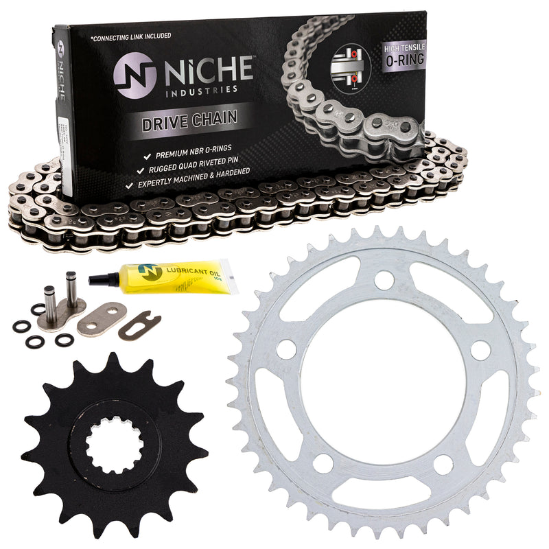 Drive Chain and Sprocket Kit for zOTHER 519-KCS0929K-K001 NICHE MK1004457