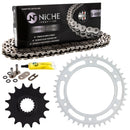 Drive Chain and Sprocket Kit for zOTHER F800GS 519-KCS0931K-K001 NICHE MK1004459
