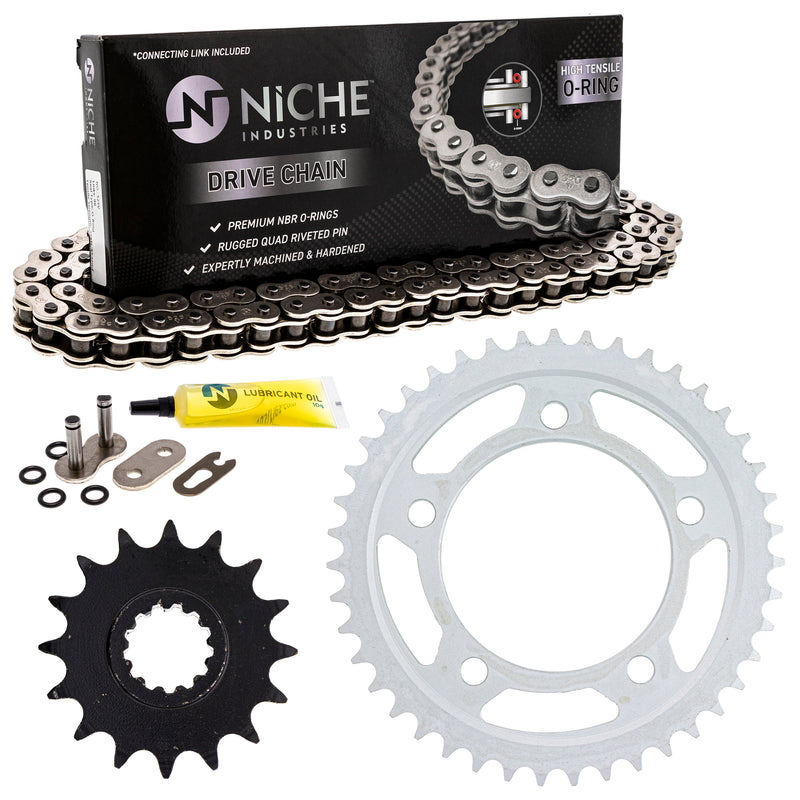 Drive Chain and Sprocket Kit for zOTHER CB900F 519-KCS0941K-K001 NICHE MK1004469
