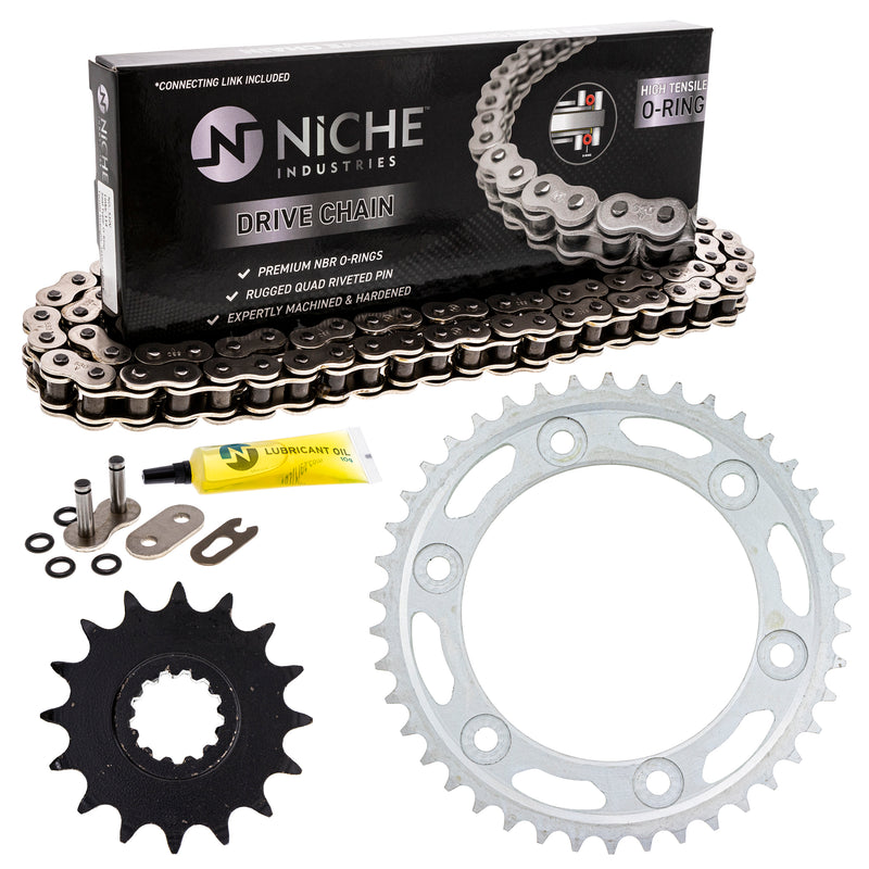 Drive Chain and Sprocket Kit for zOTHER CBR1000RR 519-KCS0958K-K001 NICHE MK1004486