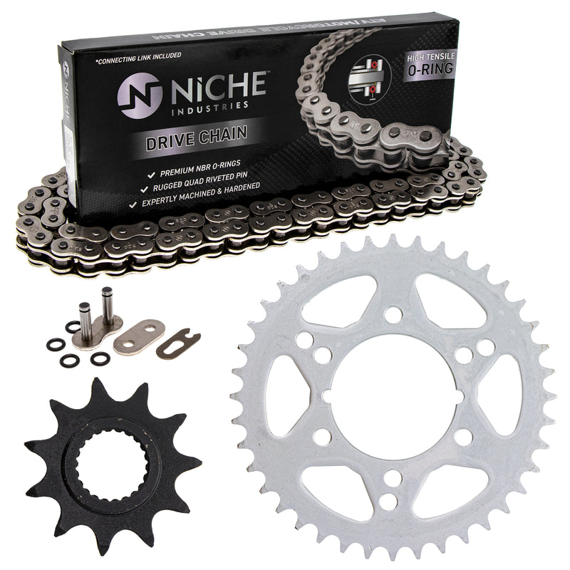 Drive Chain and Sprocket Kit for zOTHER Trail-Boss 519-KCS1022K-K001 NICHE MK1004550