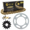Drive Chain and Sprocket Kit for 143714797 143683215 110819873 110793805 KX250 NICHE MK52011403
