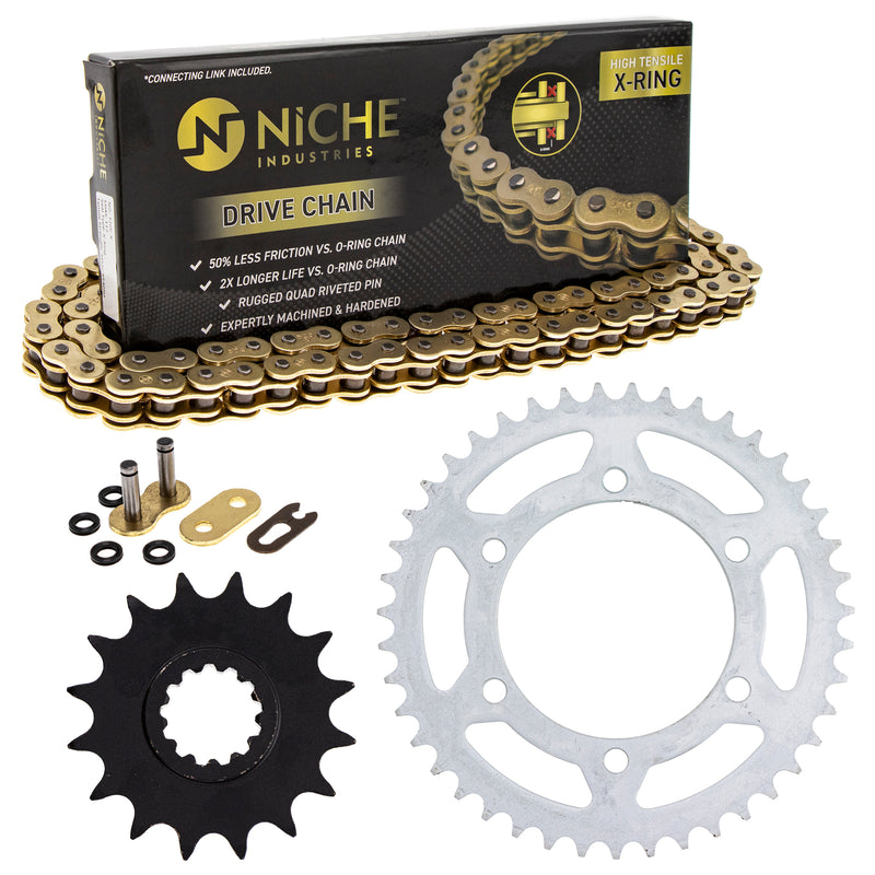 Drive Chain and Sprocket Kit for Yamaha YZF NICHE MK52011452