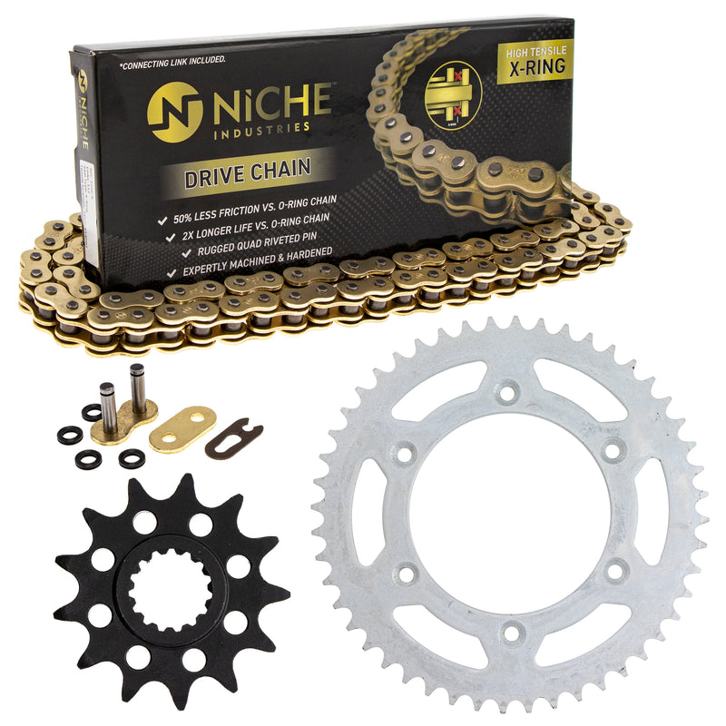Drive Chain and Sprocket Kit for NICHE MK52011014