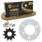 Drive Chain and Sprocket Kit for NICHE MK5206401