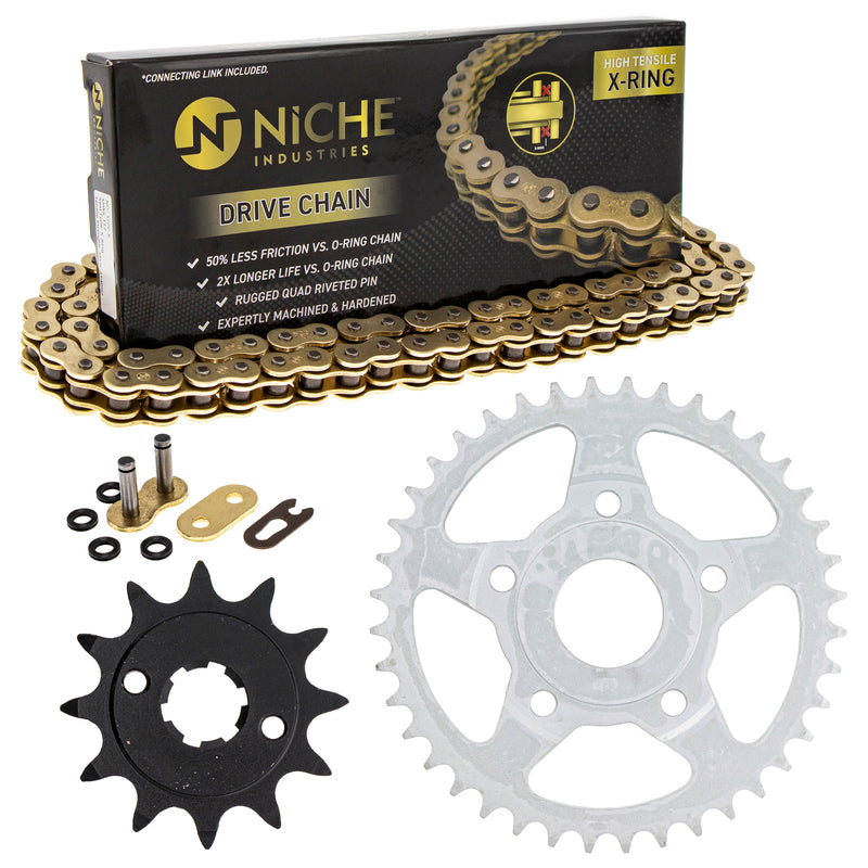 Drive Chain and Sprocket Kit for zOTHER ATC200X 519-KCS1416K-K001 NICHE MK1004944