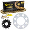 Drive Chain and Sprocket Kit for 250491023 239071056 229255097 218950734 210768712 NICHE MK42012401