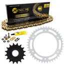 Drive Chain and Sprocket Kit for zOTHER F800GS 519-KCS1456K-K001 NICHE MK1004984