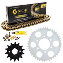 Drive Chain and Sprocket Kit for NICHE MK53011402