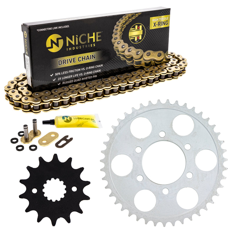 Drive Chain and Sprocket Kit for zOTHER NICHE MK53011402