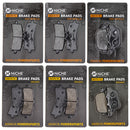 Brake Pad Set for Triumph Daytona T2020602 T2021451 NICHE MK1262PAD