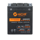 NICHE AGM Battery YTX-14AHB-S0-00 YTX14AH-BS