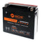 YTX20H-BS AGM Battery (Bottle Supplied) for Arctic Cat Yuasa Cat YTX20H-BS 0745-423 NICHE 519-CAB2229T