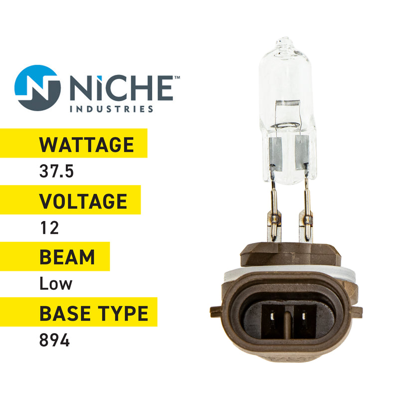 NICHE Light Bulb 2-Pack 8JM-H4314-00-00 4030048 4030046