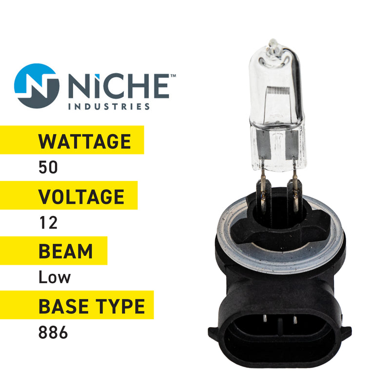 NICHE 519-CBL2229B Headlight
