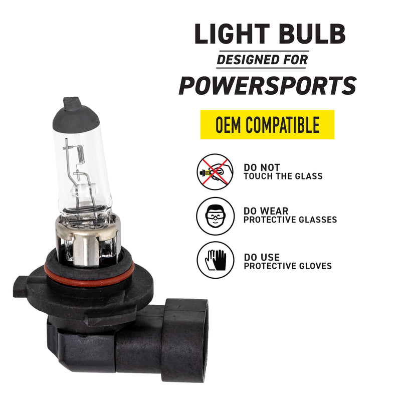 H10 Headlight Bulb For Honda Foreman Rubicon TRX450 TRX500 2001-2019 Replaces 34901-HN2-000