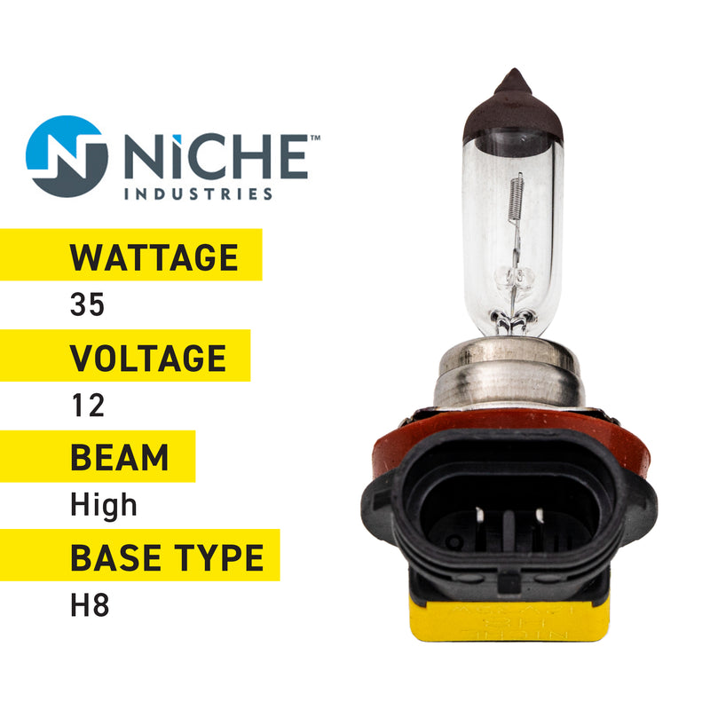 NICHE 519-CBL2221B Headlight