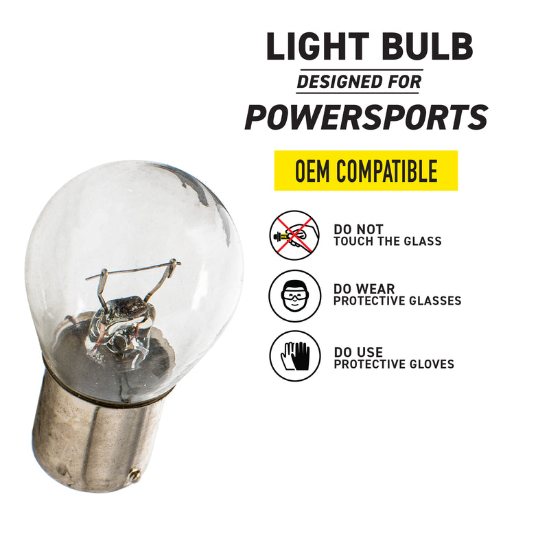 Headlight Light Bulb for Low Beam Polaris RZR 170 2 Pack