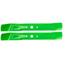 8TEN 810-CBL2278D Blade 2-Pack for Oregon MTD John Deere M148613