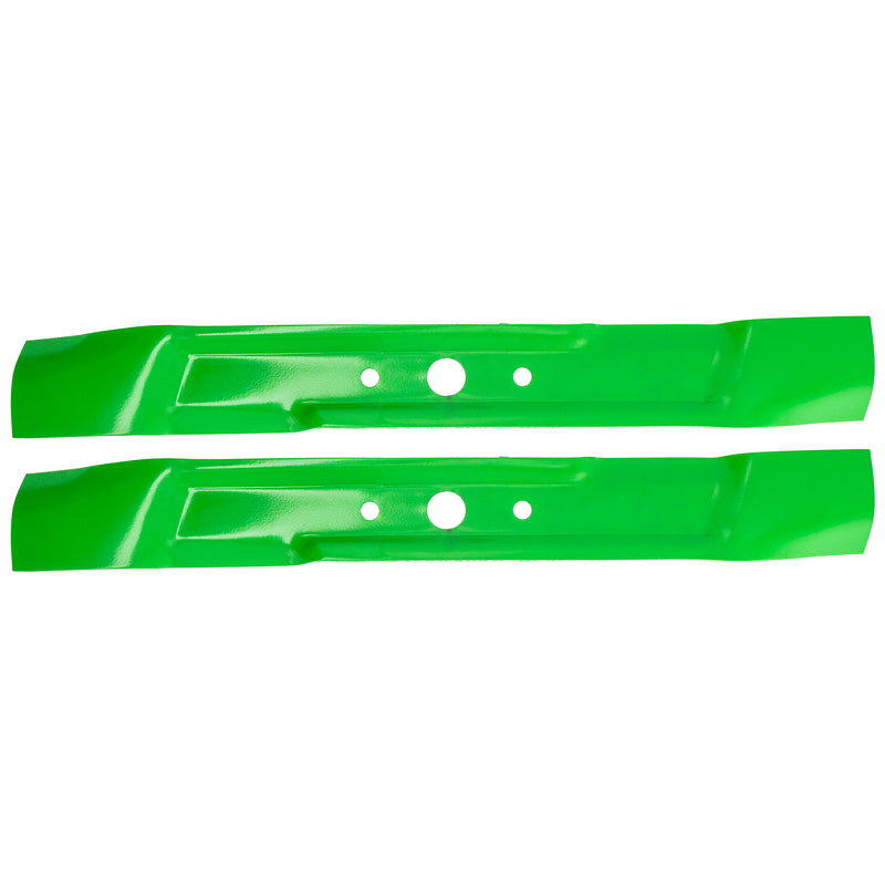 8TEN 810-CBL2344D Blade 2-Pack for zOTHER Stens Oregon John Deere