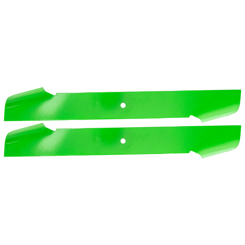 8TEN 810-CBL2348D Blade 2-Pack for zOTHER Stens Polaris Oregon