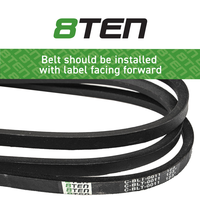 8TEN Deck Belt 539117245 539117245 539117245