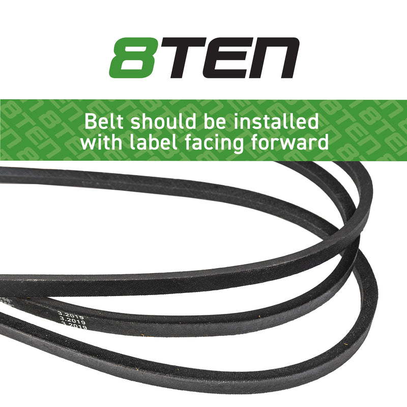 8TEN Deck Belt B1041165000 265-608 13688 115-201